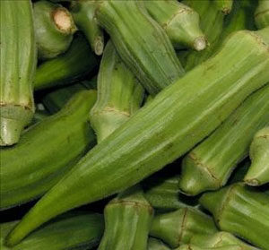 Okra, Clemson Spineless