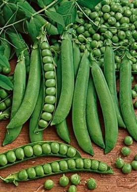 Peas, Green Arrow