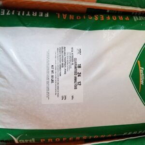 starter fertilizer winterizer