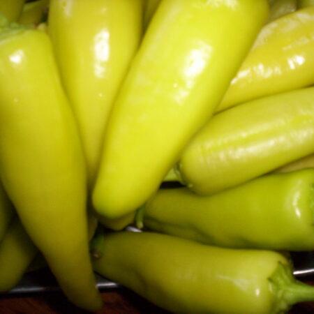 Peppers, Sweet Banana