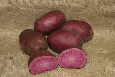 Potatoes, Adirondak Red