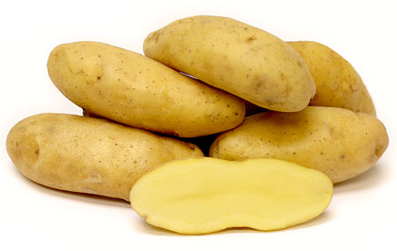 Potatoes, Banana