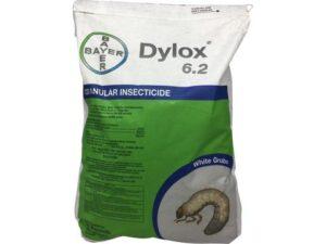 dylox grub control