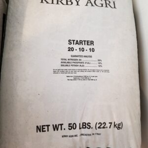 starter 20-10-10 fertilizer