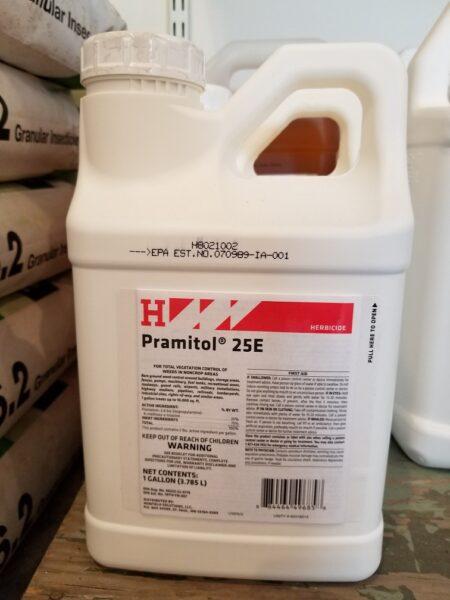pramitol vegetation control