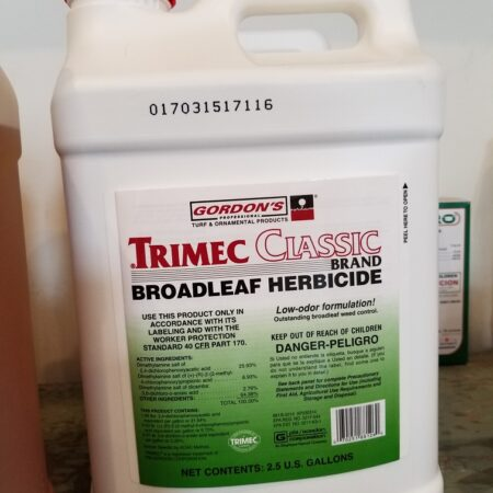 trimec broadleaf herbicide