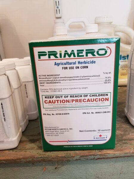 primero corn herbicide