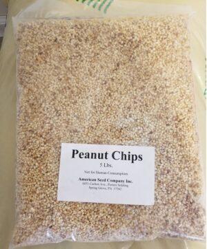 peanut chips