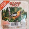 orange treat suet