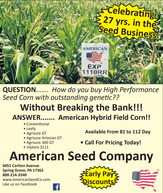 Top Quality Seed At Affordable Prices - American Seed Co